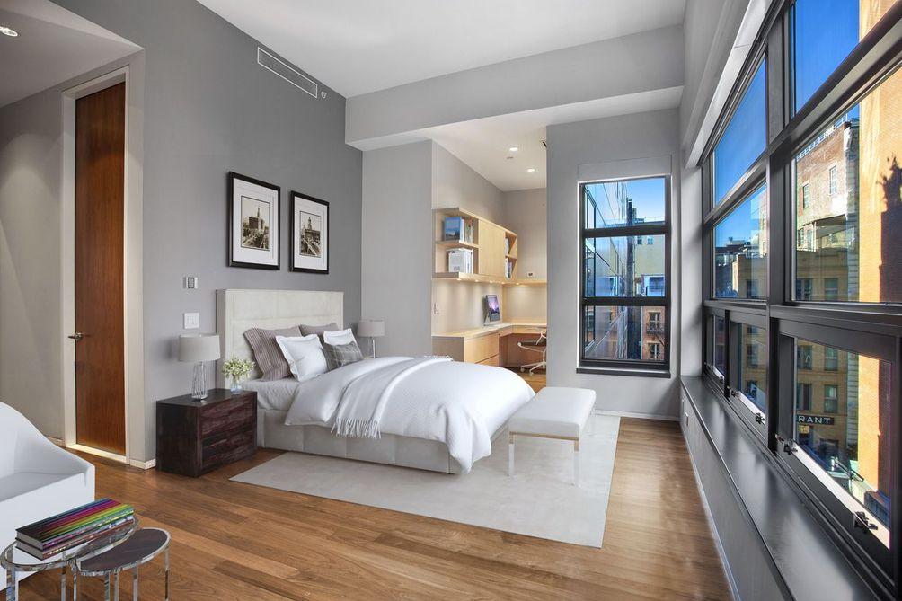 40 Mercer Street interiors