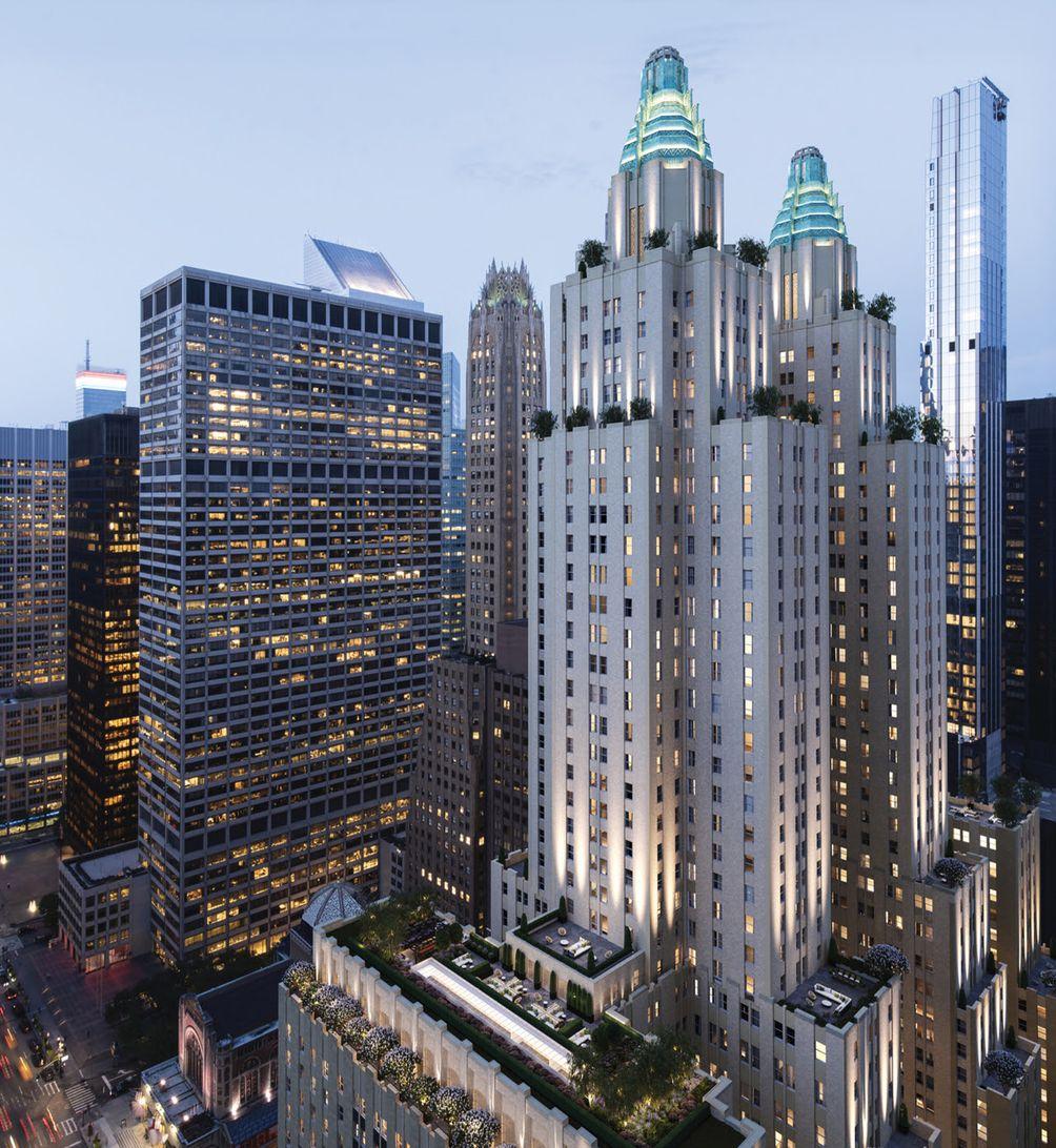 The Towers of the Waldorf Astoria, Douglas Elliman