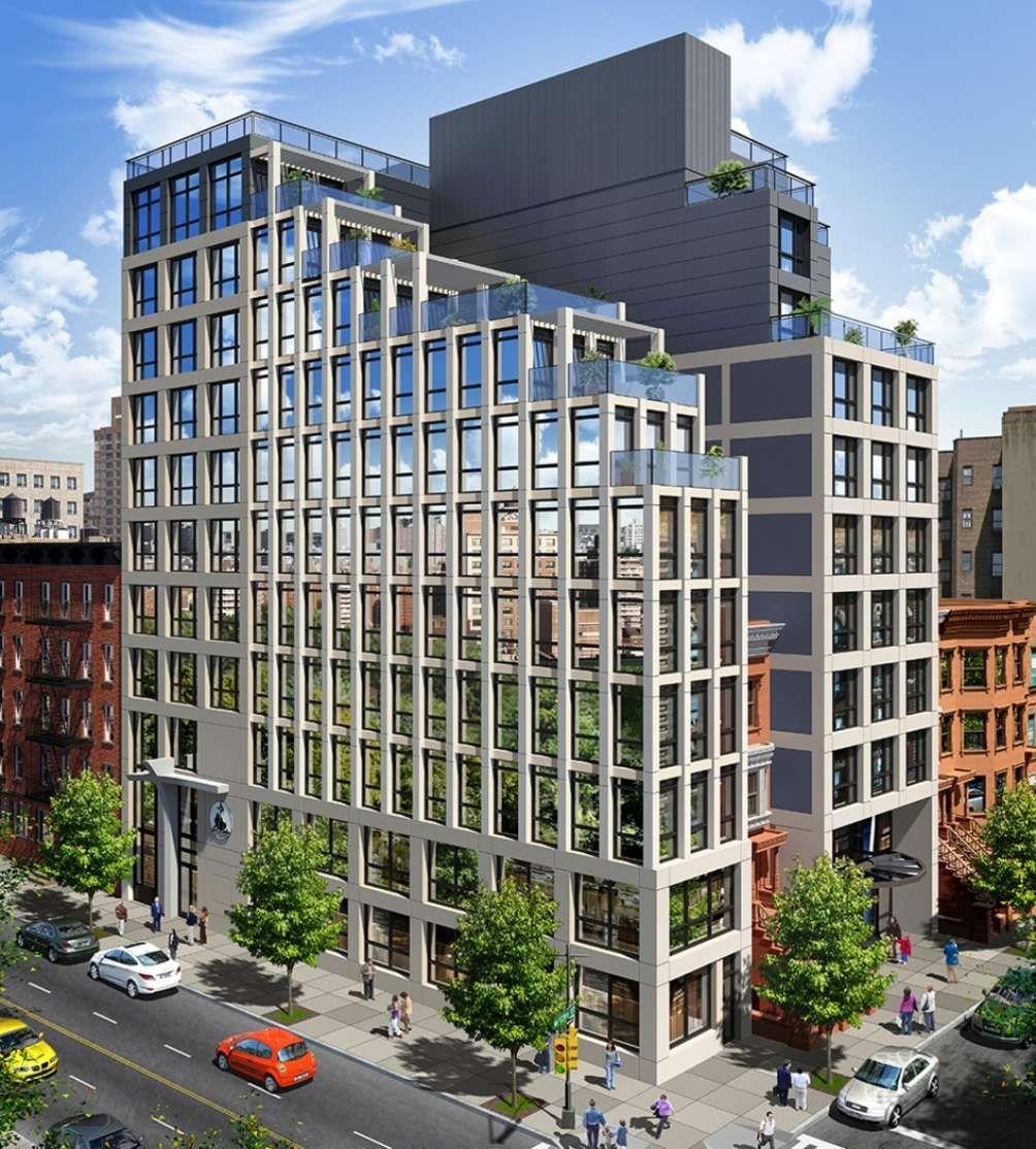 101 Morningside Avenue, Aufgang Architects