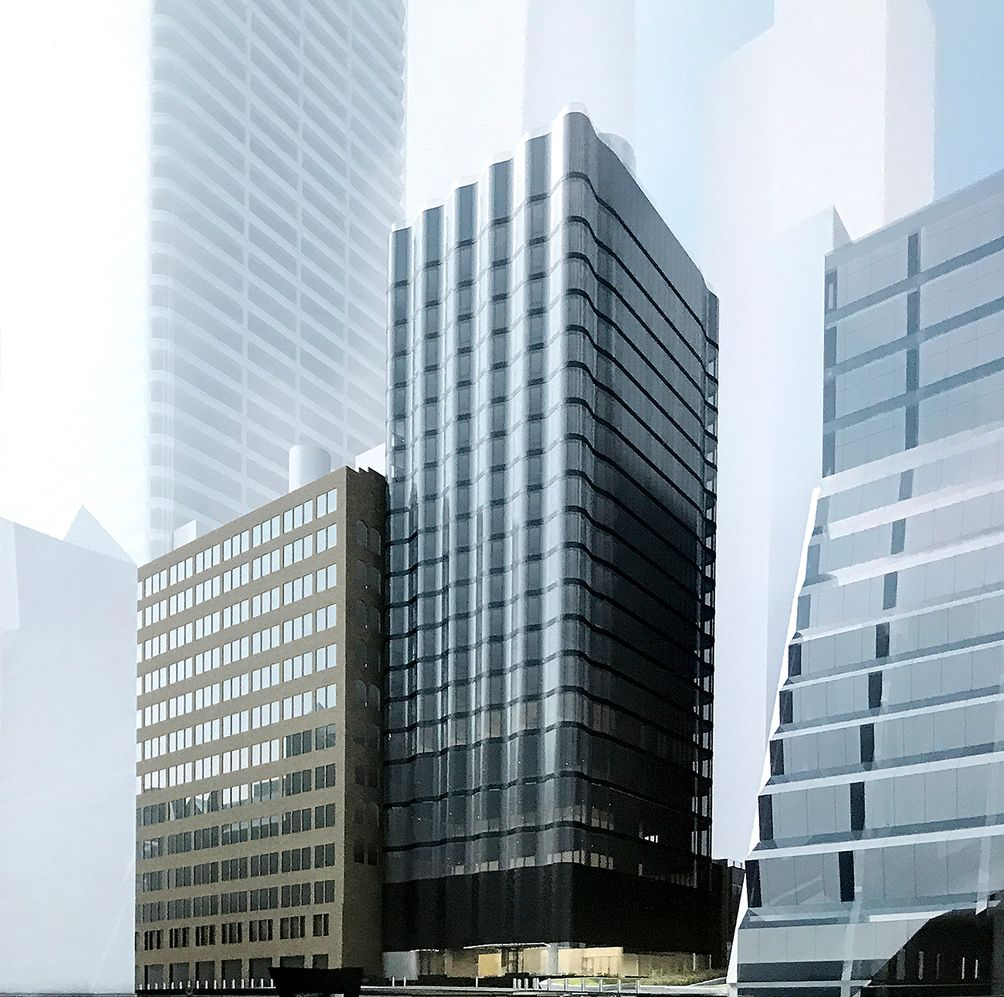 Tower 53 Condos For Sale And Condos For Rent In Manhattan: Construction Begins At Pendry Manhattan West, See New