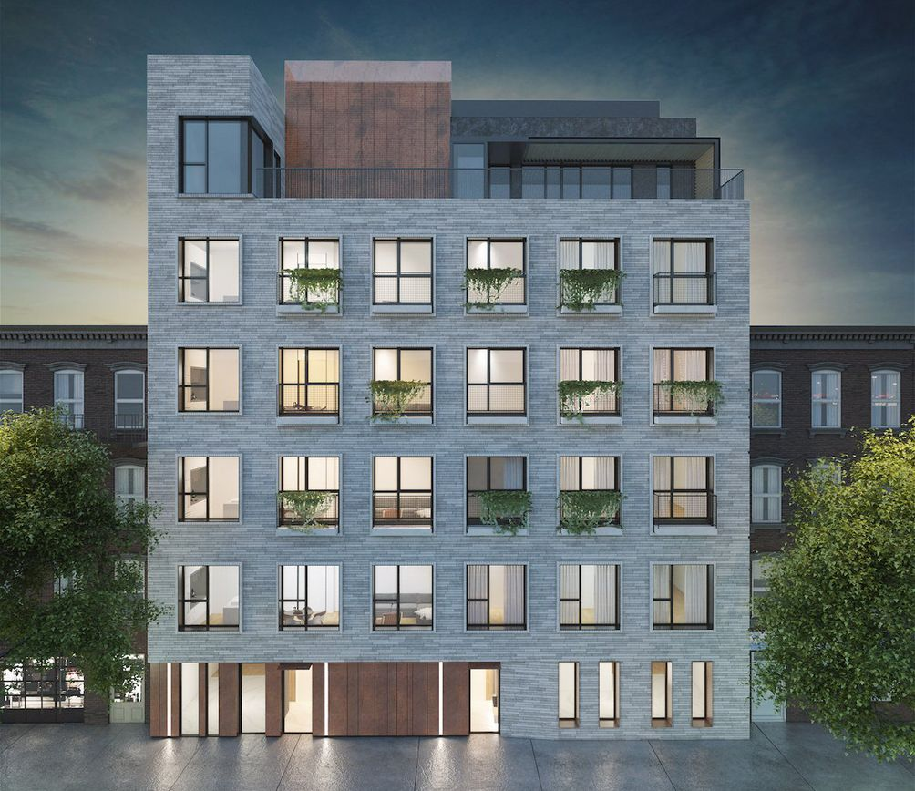 Brooklyn Apartments: Sales To Begin At 170 & 174 West Street; New Greenpoint