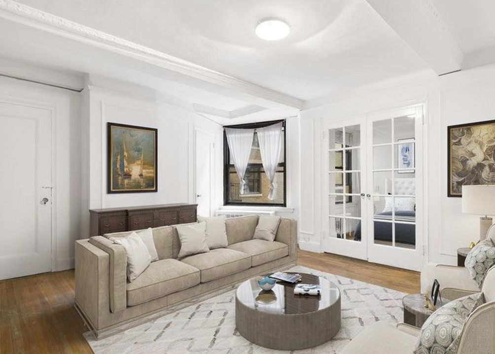12 East 97th Street interiors