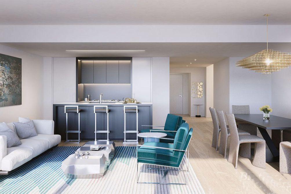 121 East 22nd Street interiors