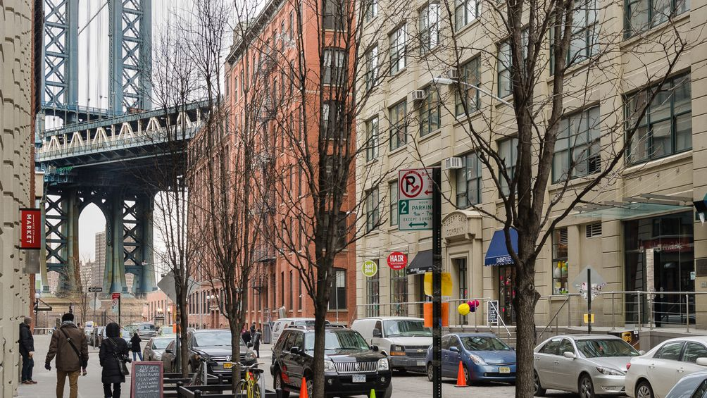 DUMBO Main Street