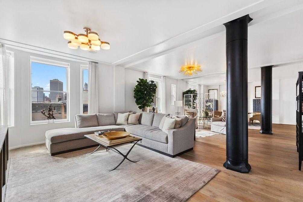 Brooklyn Heights condo Matt Damon