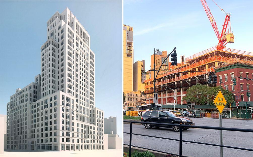 555 West 22nd Street, Robert A. M. Stern Architects