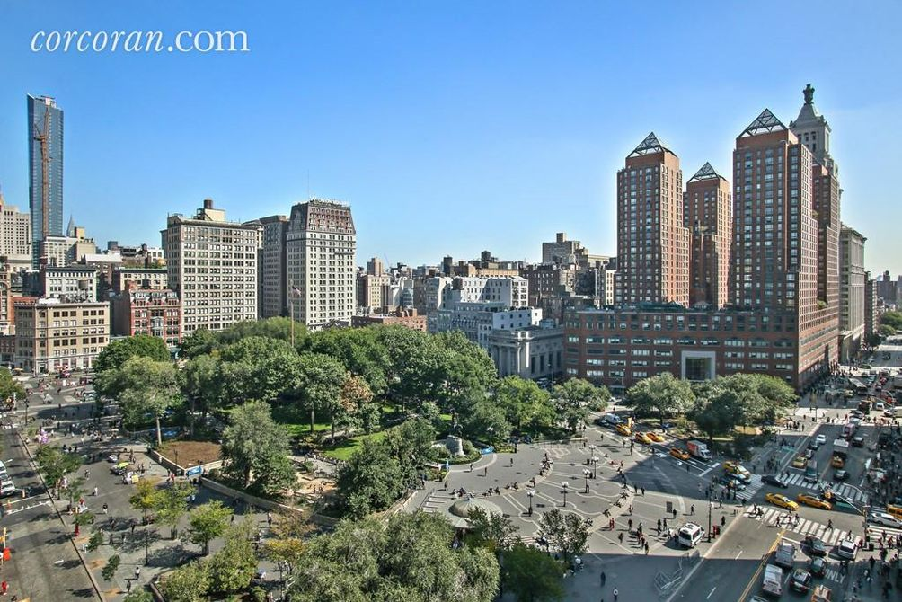 Manhattan condos, 8 Union Square South, Union Square, Arpad Baksa, NYC apartments