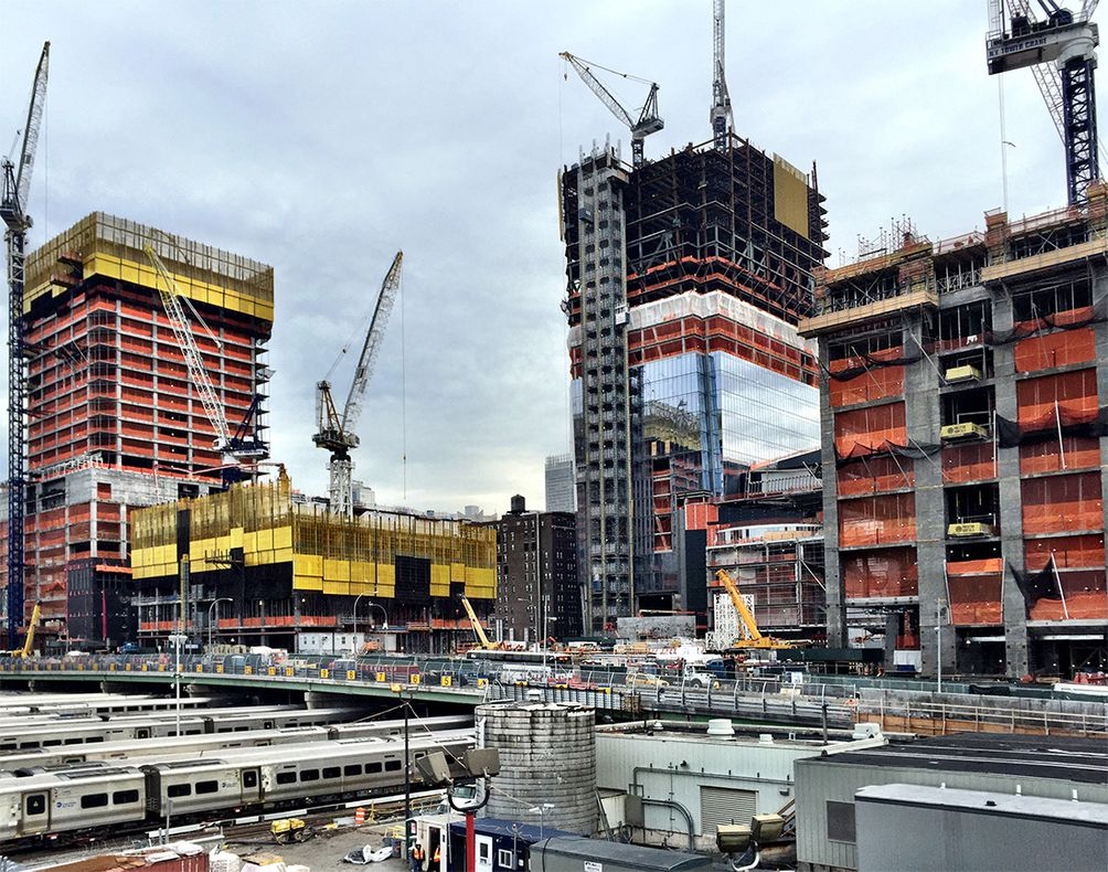 Manhattan architecture, NYC architecture, THomas Heatherwick, Related COmpanies, Hudson Yards