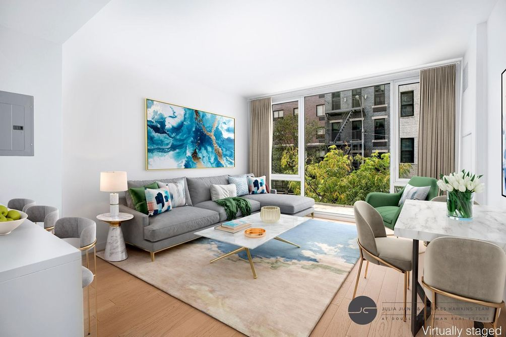 540 West 49th Street Hell's Kitchen condo
