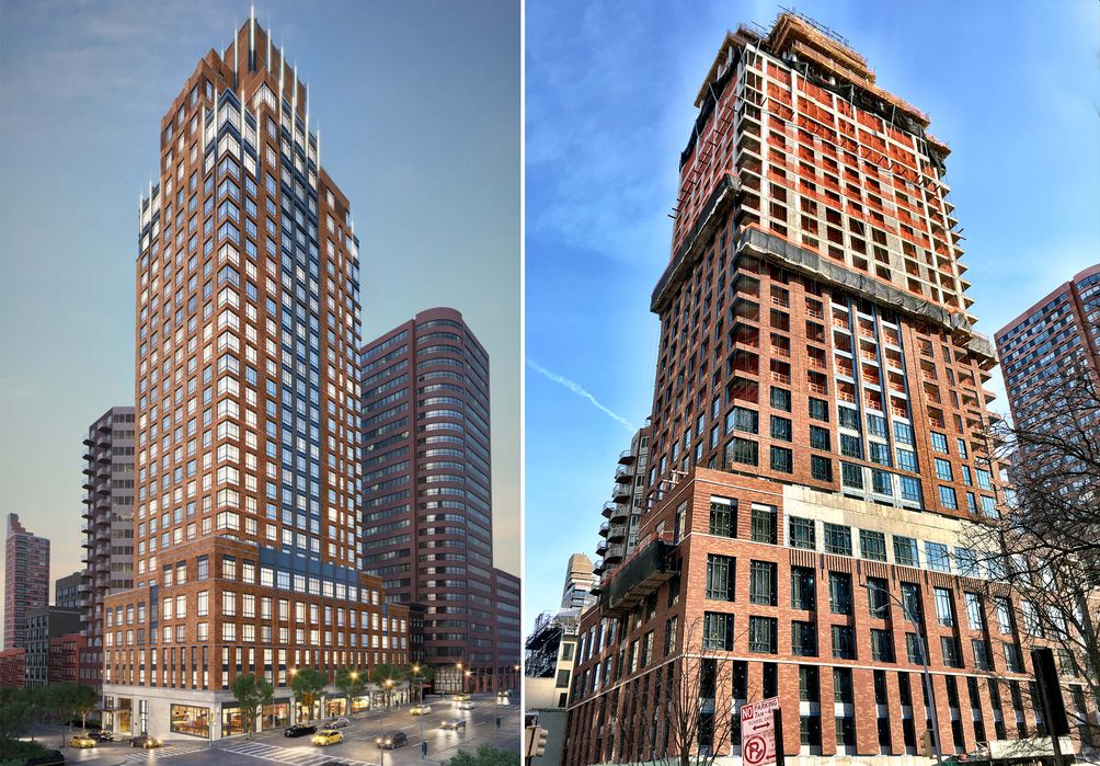 Extell Development, The Kent, 200 East 95th Street, Upper East Side condos, Yorkville condos, Central Park apartments