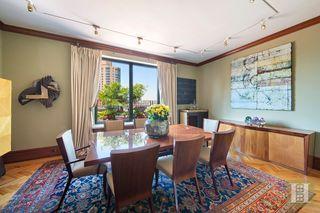 1185 Park Avenue interiors