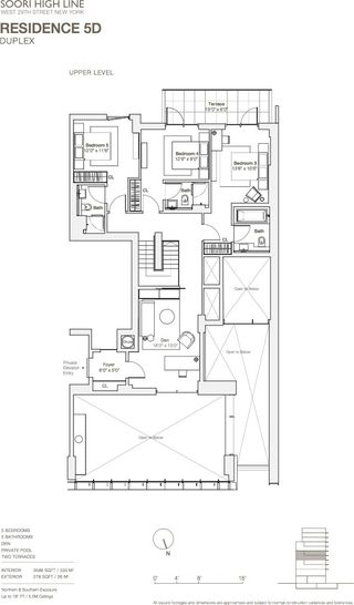 522 West 29th Street floor plan