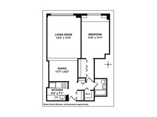 10 West 66th Street #12J floor plan