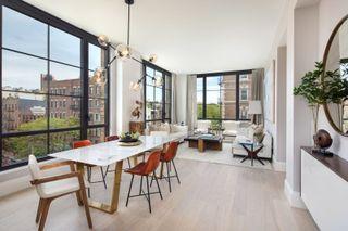 438 East 12th Street interiors