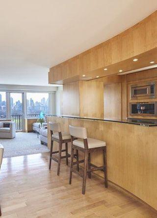 80 Central Park West interiors