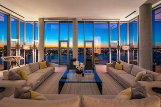 56 Leonard Street interiors