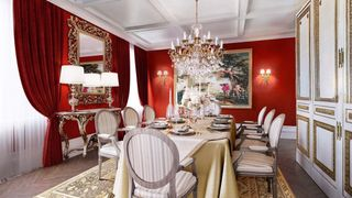 35 East 76th Street interiors