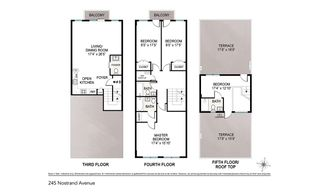 245 Nostrand Avenue #3 floor plan
