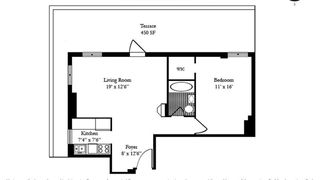 515 East 85th Street #PHD floor plan