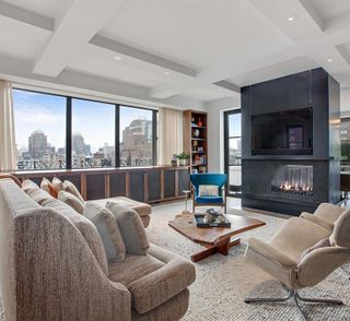 45 Gramercy Park North interiors