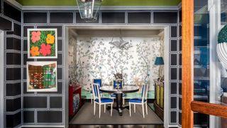 875 Fifth Avenue interiors