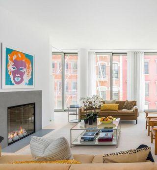 42 Crosby Street interiors