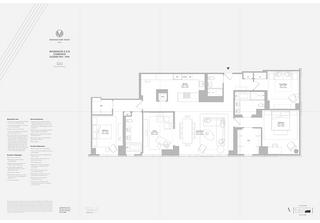 460 West 42nd Street #PH4C floor plan