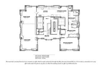 140 E 63 floor plan 1