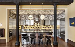 140 Franklin Street interiors
