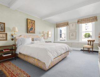 1235 Park Avenue interiors