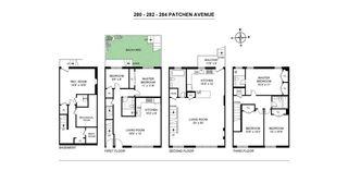 280 Patchen Avenue floor plan