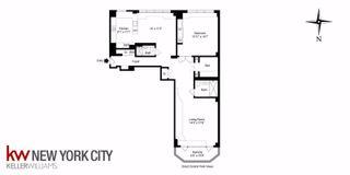 210 Central Park South #20A floor plan