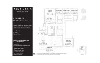 520 West 28th Street #23 floor plan