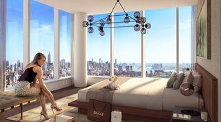 252 South Street bedroom