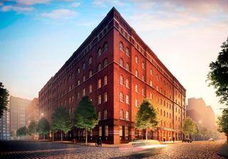 443 Greenwich Street exterior