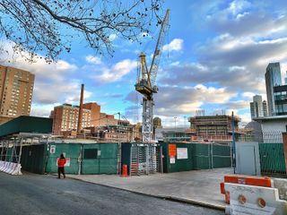 New york apartment construction
