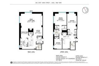 301 East 52nd Street #2A1A floor plan