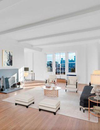 59 West 12th Street interiors