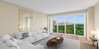 210 Central Park South interiors