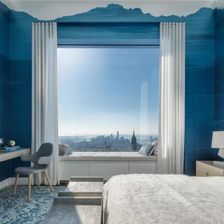 432 Park Avenue interiors