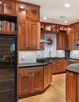 497 Greenwich Street interiors