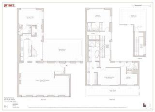 34 Prince Street #PH floor plan