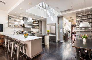 13 Harrison Street interiors