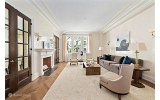 875 Park Avenue interiors