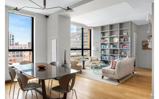 540 West 28th Street interiors