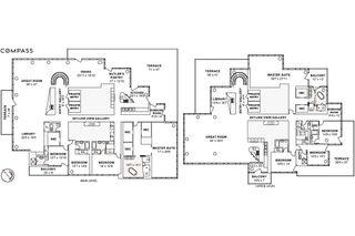 56 Leonard Street #PH53/54 floor plan