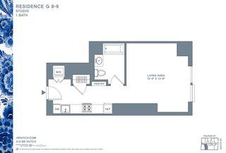 19 Dutch: New FiDi Skyscraper Leasing Studio, One- and Two-Bedroom