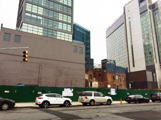 40 10th avenue, construction