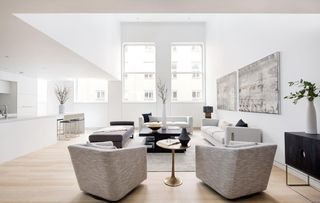 67 Franklin Street interiors