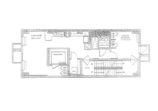 67 Liberty Street #16 floor plan